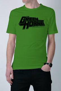 Camiseta The Green Hornet