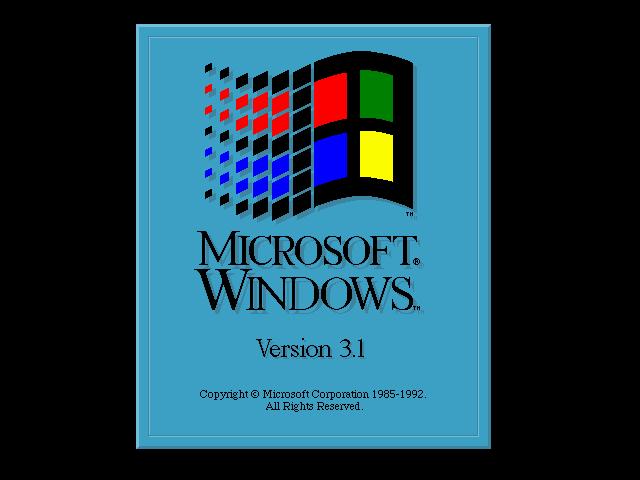 Perkembangan Boot Screen Windows Dari Dulu Hingga Sekarang
