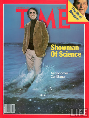 Carl Sagan portada Time 20-10-1980