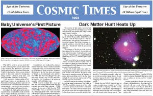 Cosmic Times 1993
