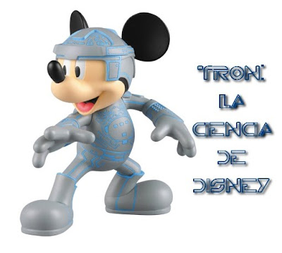 Mickey Mouse TRON