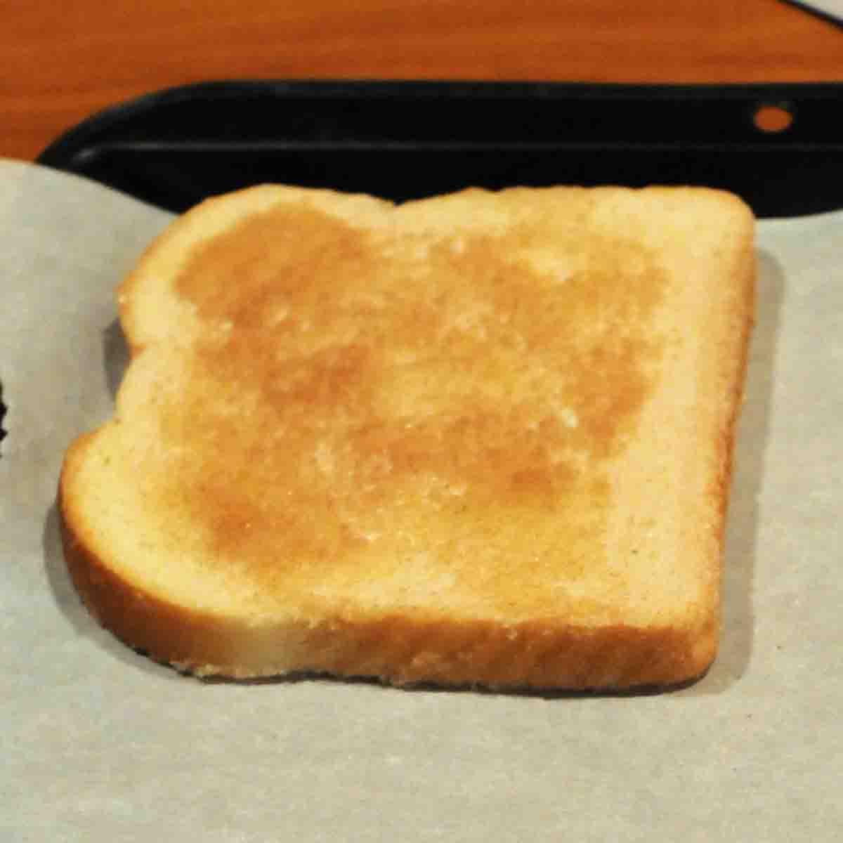 Gonna Stuff A Chicken: Recipe: Decadent Cinnamon Crisp Toast
