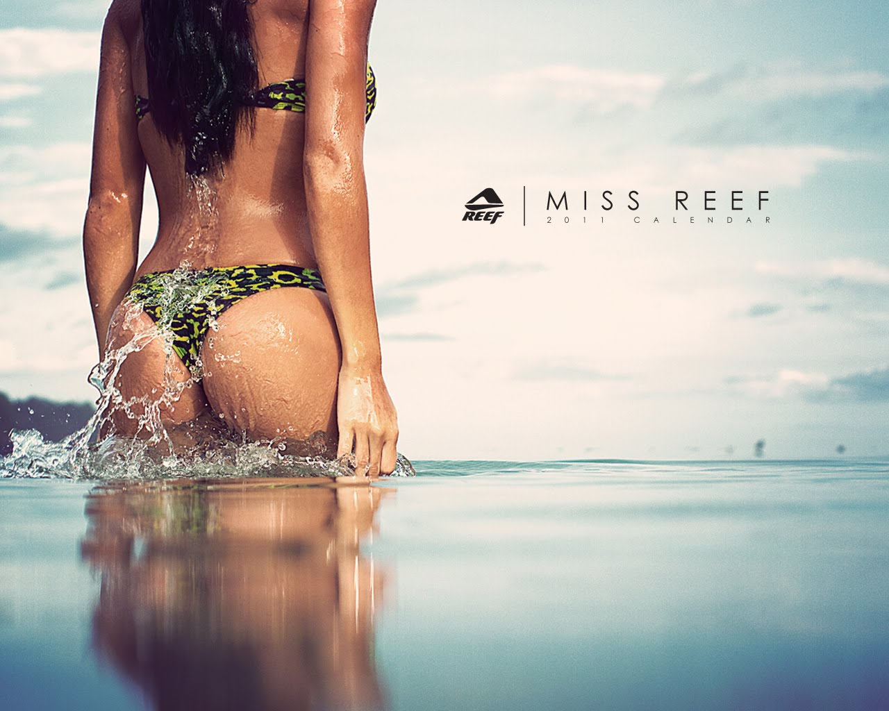 Calendrier Miss Reef 2011 Disponible Au Shop Licious Bodyboard Shop