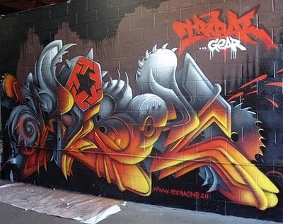 Graffiti Walls Cool New Graffiti Quot Alphabet Design