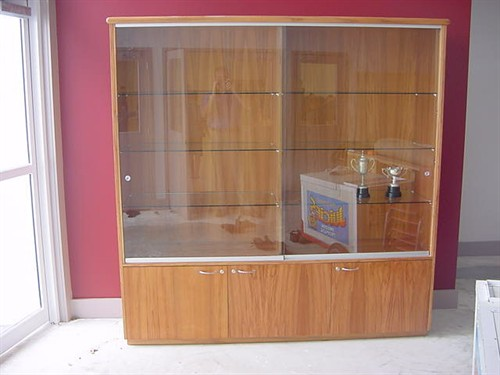 For Trophy Display Cabinet