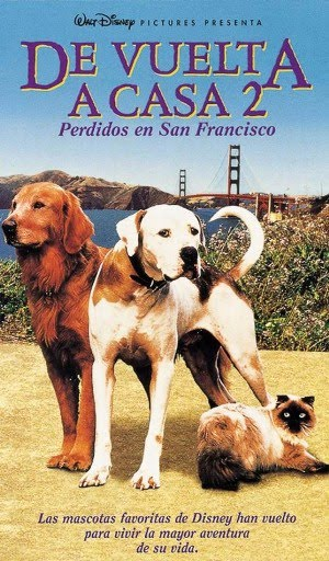 Volviendo a casa 2 (1996)   DVDRip Latino HD GDrive 1 Link
