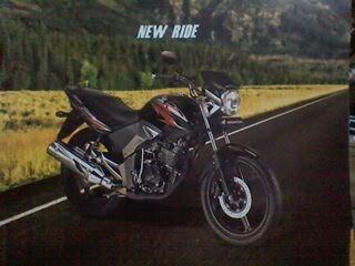 Harga Motor Bekas: spesifikasi honda tiger 2011