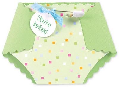 Bonitas invitaciones para baby shower cositasconmesh for Sobres de goma eva