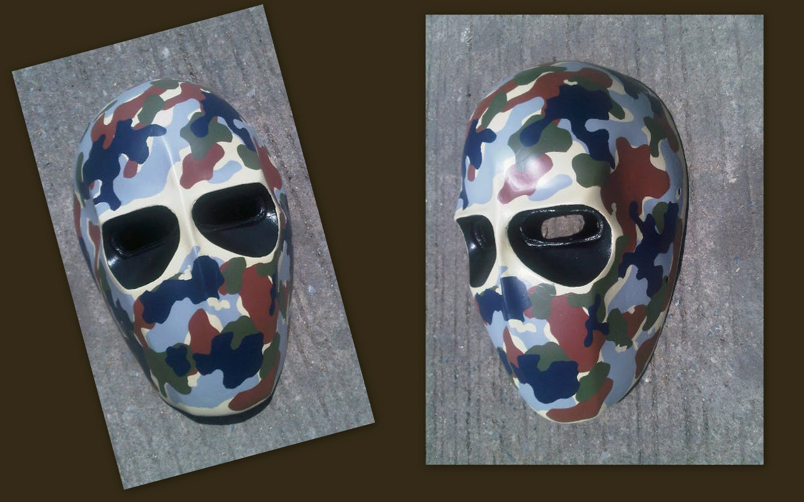 ARMY OF TWO MASK FOR SALE: Army of two mask custom made ...