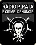 Rádio pirata é crime, faça sua parte e denuncie esse tipo de transmissão ilegal