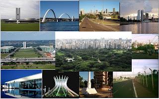 Saiba quais são as 20 maiores cidades do Centro-Oeste brasileiro em 2012