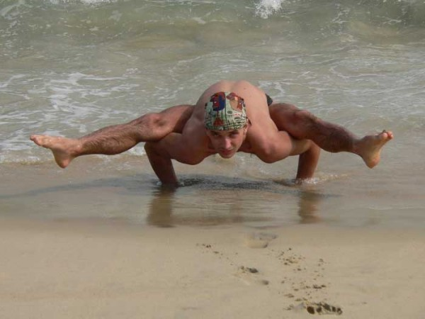 Crazy Yoga Poses 33 Extreme Yoga Poses Of All Time