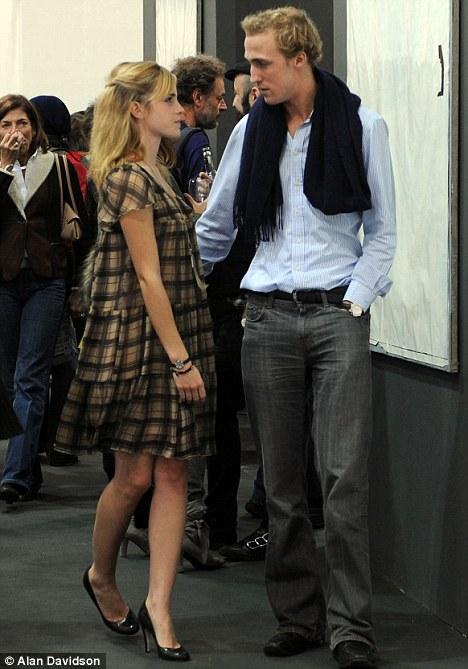 pretty nice 78153 02519 Nuova tresca per Emma Watson? | Spetteguless