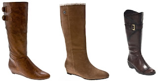 Tall Knee High Riding Brown Boots @ Chasing davies