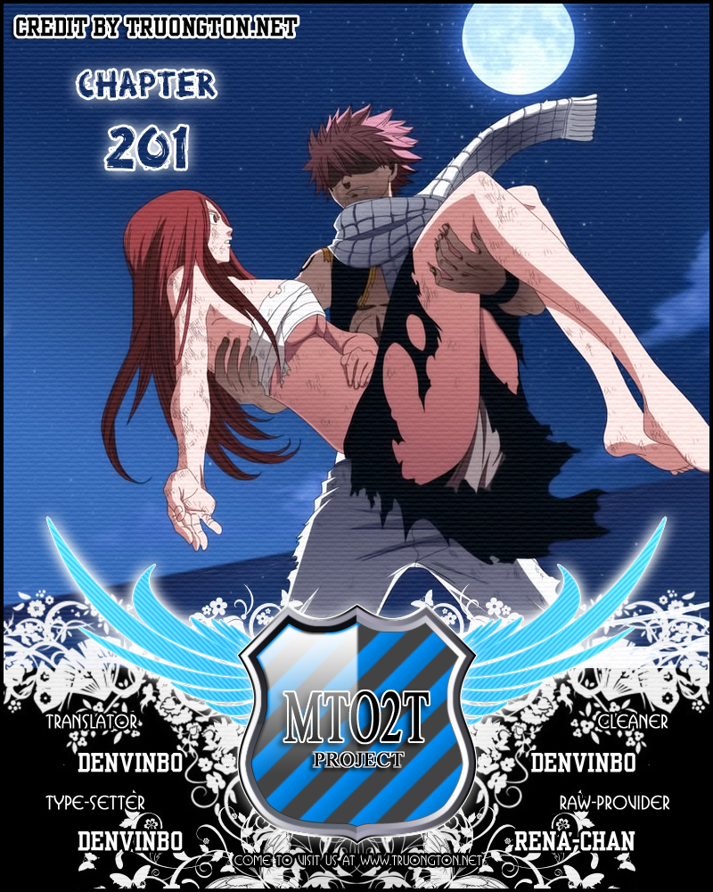 Fairy Tail Chap 201