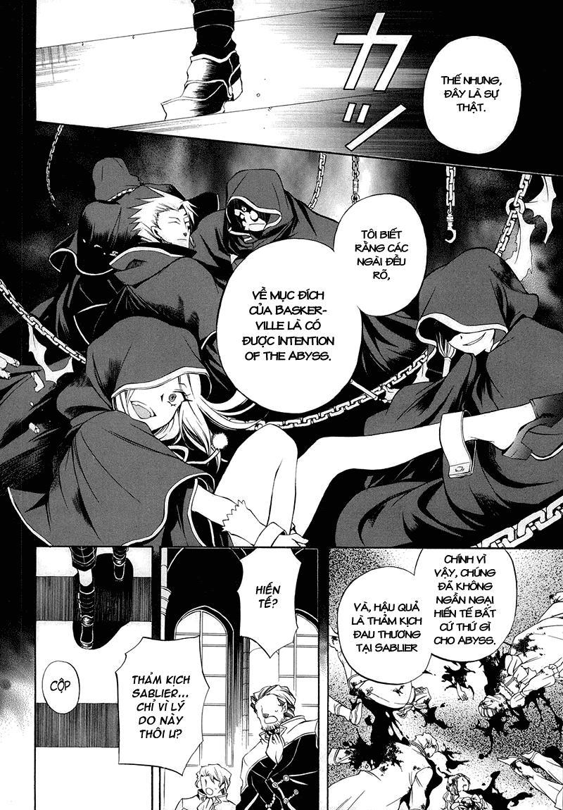 Pandora Hearts chương 022 - retrace: xxii his name is trang 9