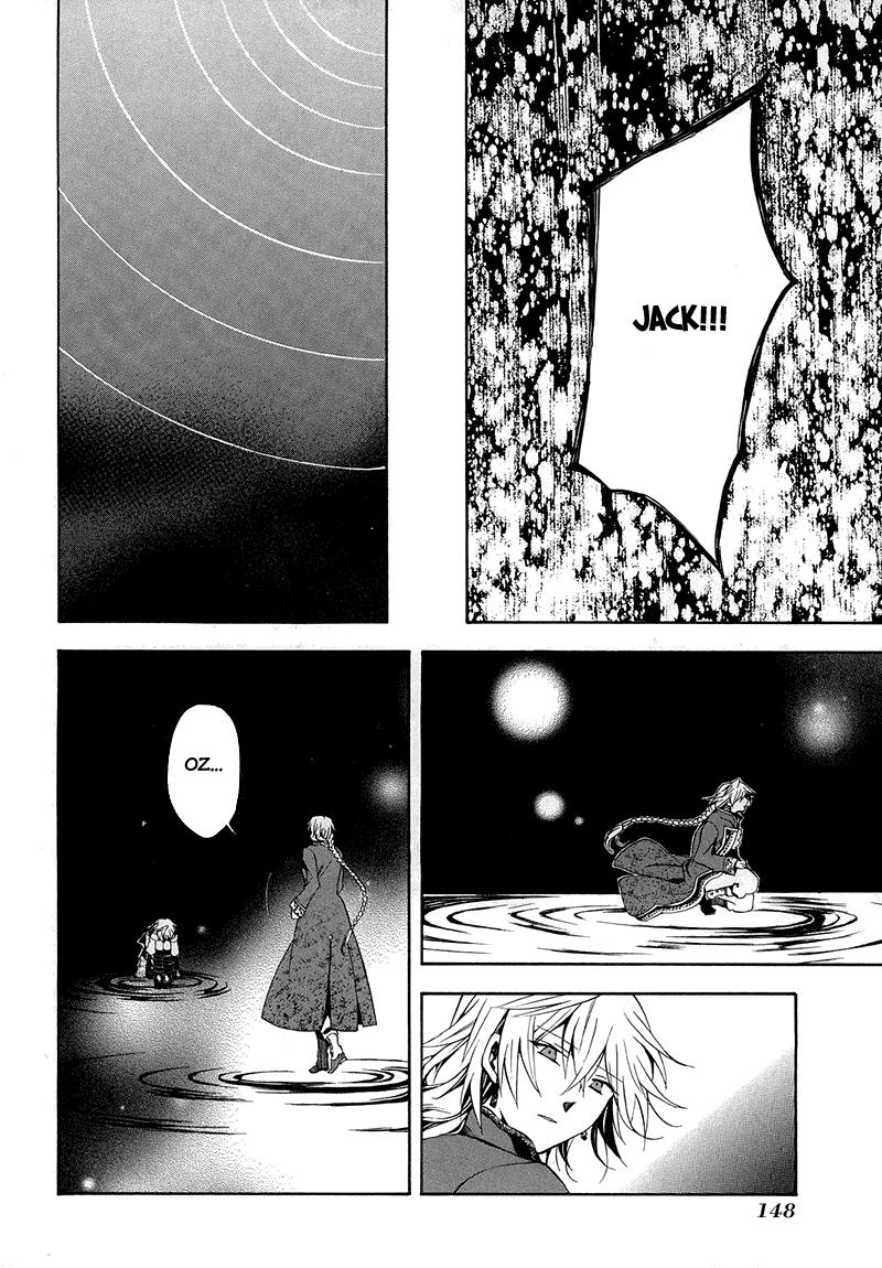 Pandora Hearts chương 022 - retrace: xxii his name is trang 21
