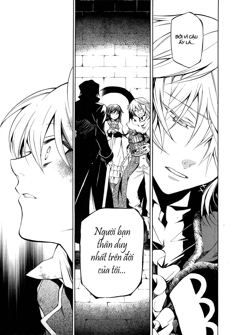 Pandora Hearts chương 022 - retrace: xxii his name is trang 24