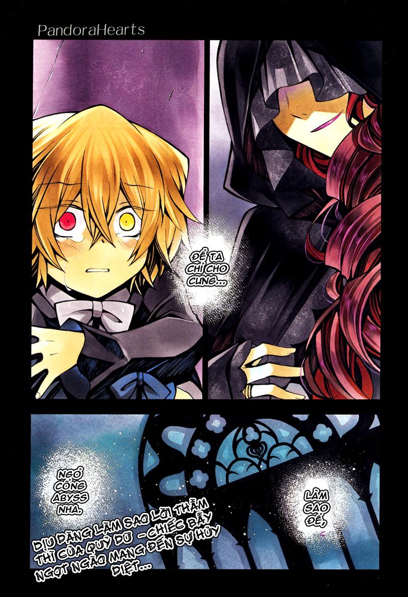 Pandora Hearts chương 039 - retrace: xxxix gate of blackness (tr.72. fixed ver.) trang 2