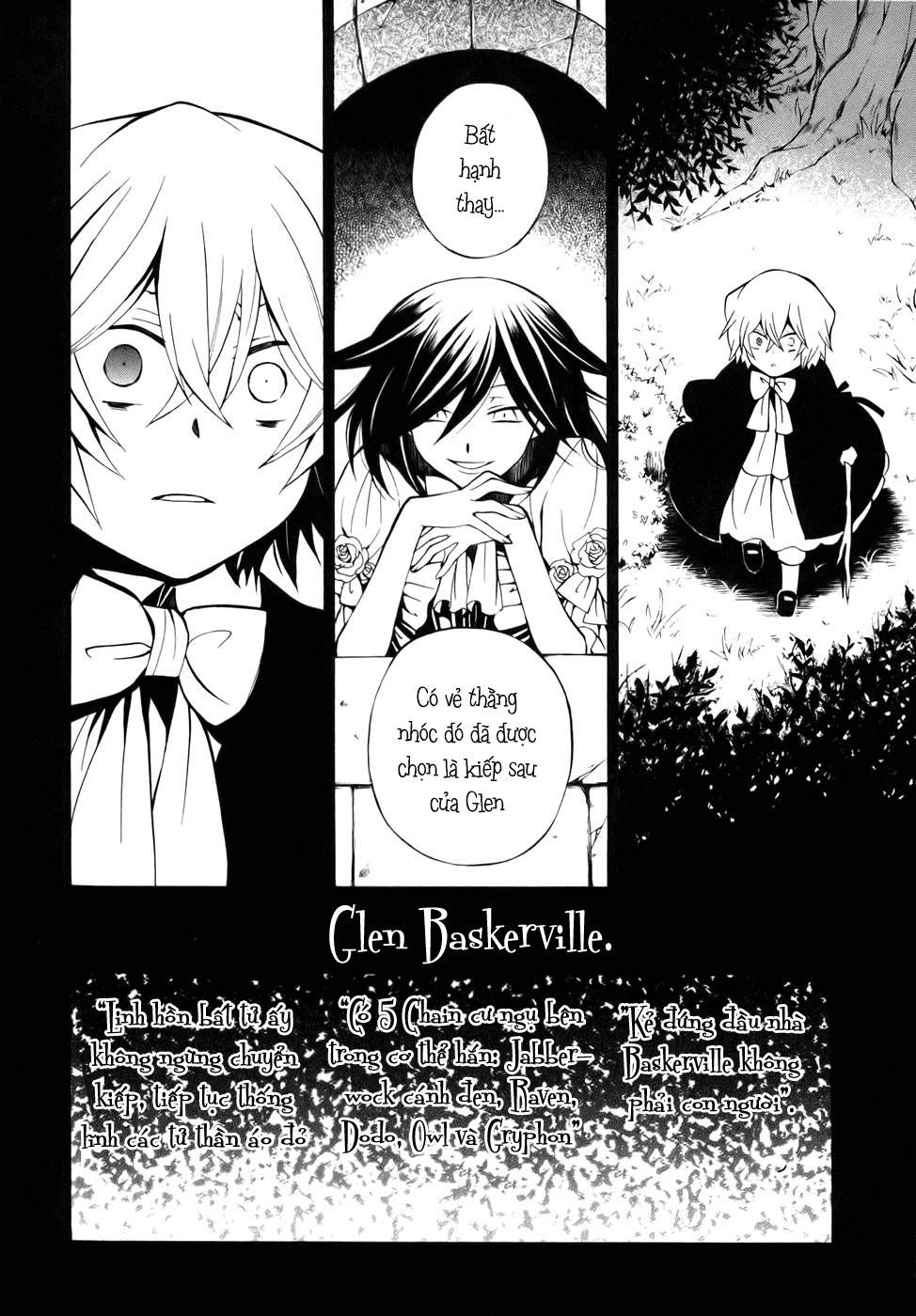 Pandora Hearts chương 039 - retrace: xxxix gate of blackness (tr.72. fixed ver.) trang 9