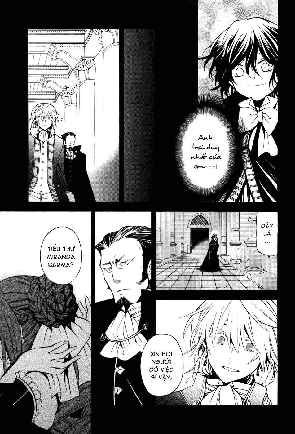 Pandora Hearts chương 039 - retrace: xxxix gate of blackness (tr.72. fixed ver.) trang 16