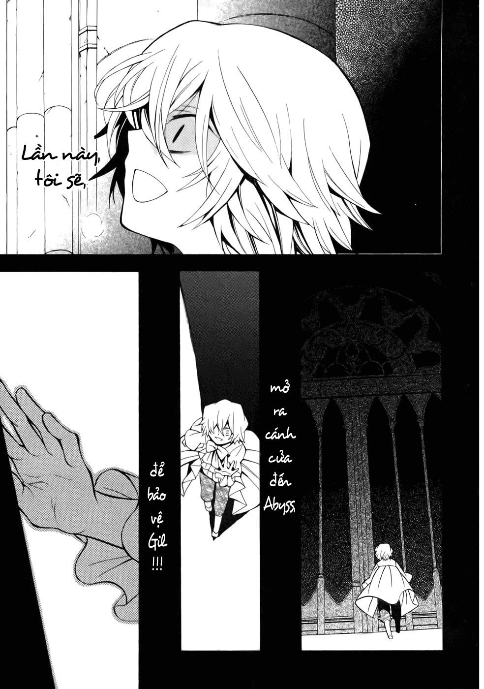 Pandora Hearts chương 039 - retrace: xxxix gate of blackness (tr.72. fixed ver.) trang 18