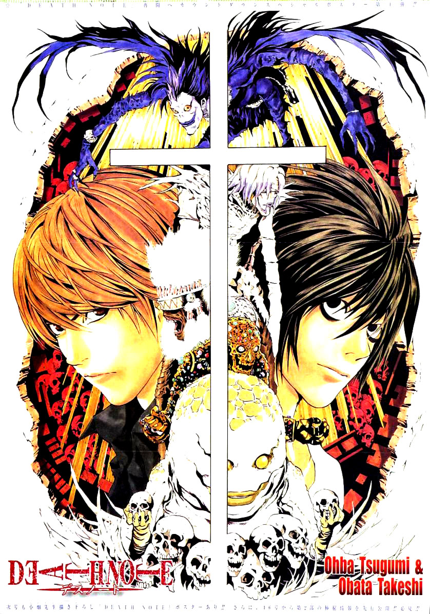 Death Note chapter 068 trang 21