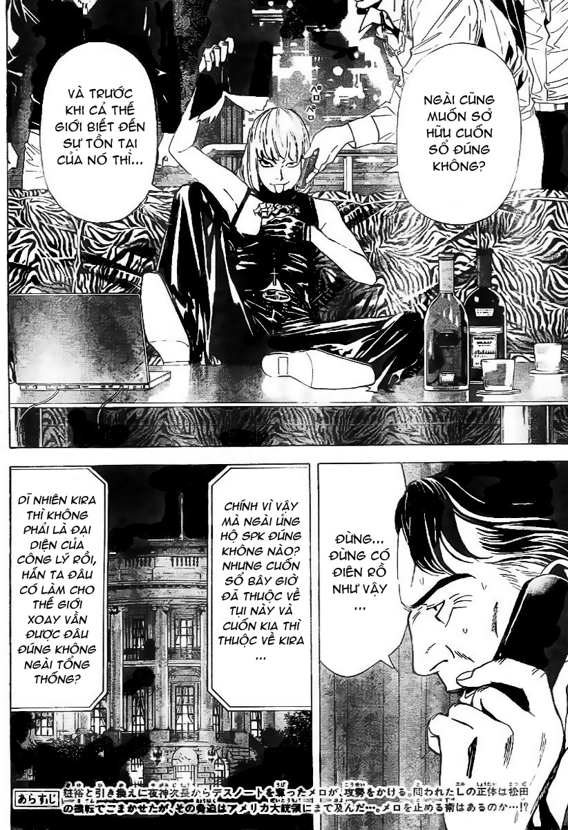 Death Note chapter 068 trang 3