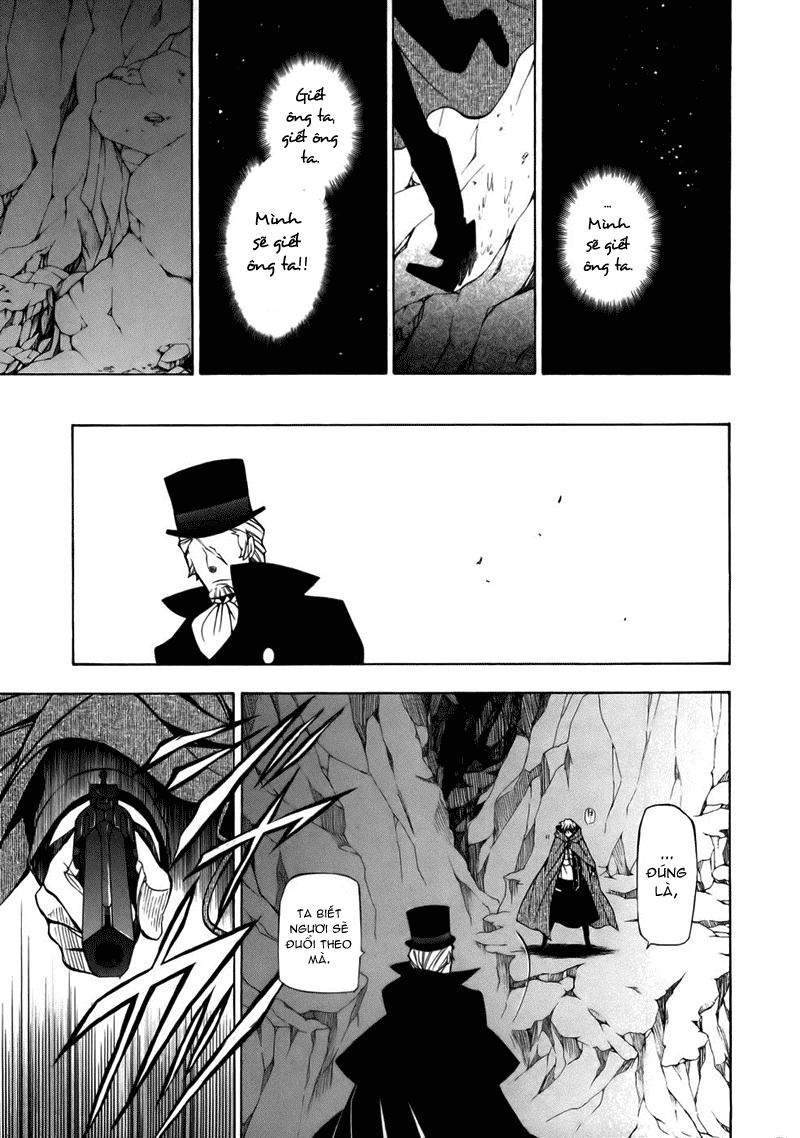 Pandora Hearts chương 040 - retrace: xl blindness trang 12