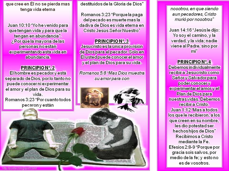 Naci Para Vencer Tratados Trípticos Panfletos Cristianos