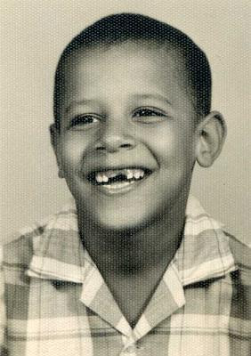 barack obama young - photo #24