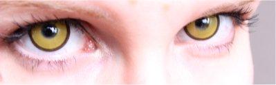 halutuin silmien väri