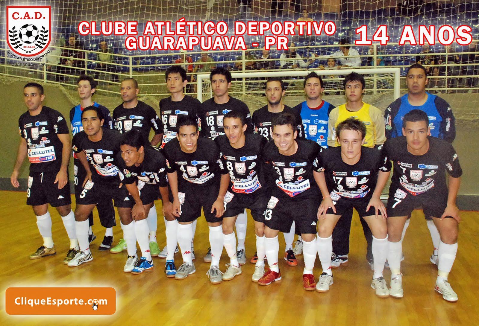 d57bef57b6 Clube Atlético Deportivo completa 14 anos ~ CliqueEsporte