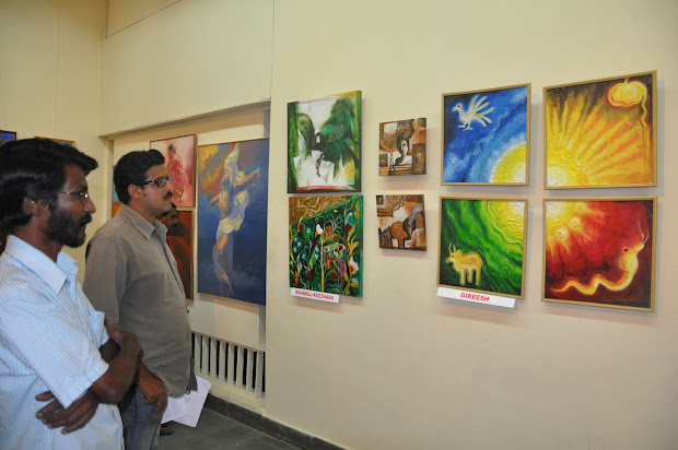 Painting Energy And Power Exhibition