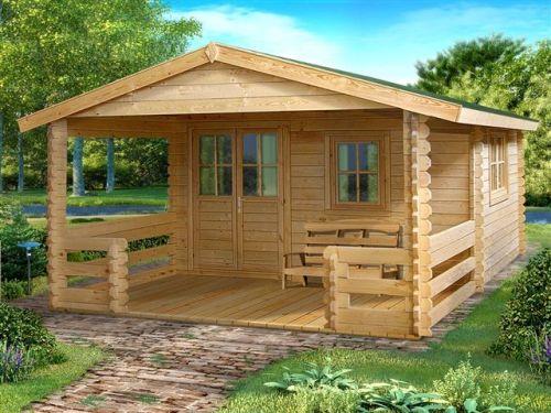 La historia de la semana el carpintero retirado - Construir una casa de madera ...