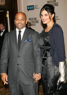 Damon Dash And Wife