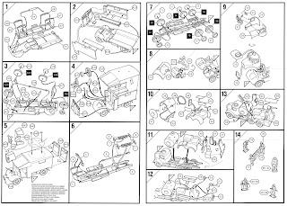 Lost Directions: Airfix RAF Emergency Set