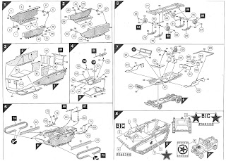 Lost Directions: Airfix LTV 4 Buffalo & Jeep