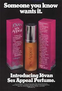 Jovan Musk Sex Appeal 117