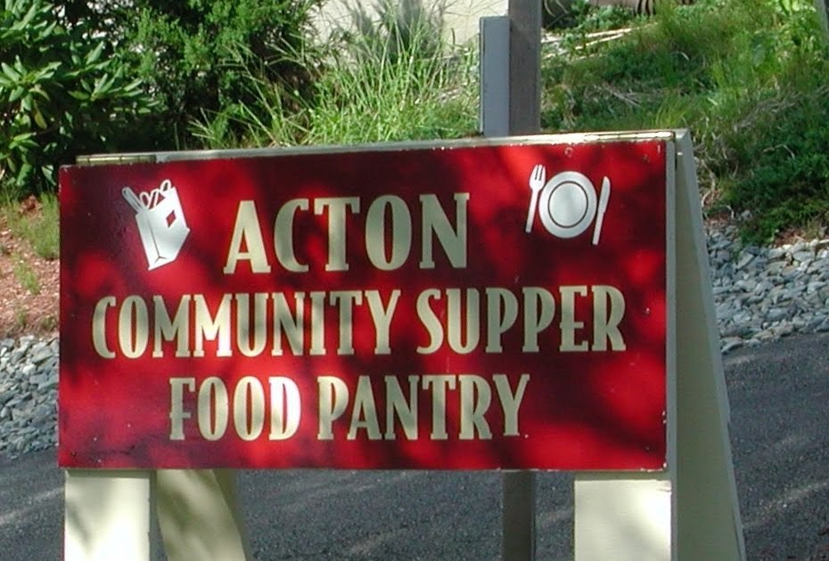 Acton Ma Food Pantry
