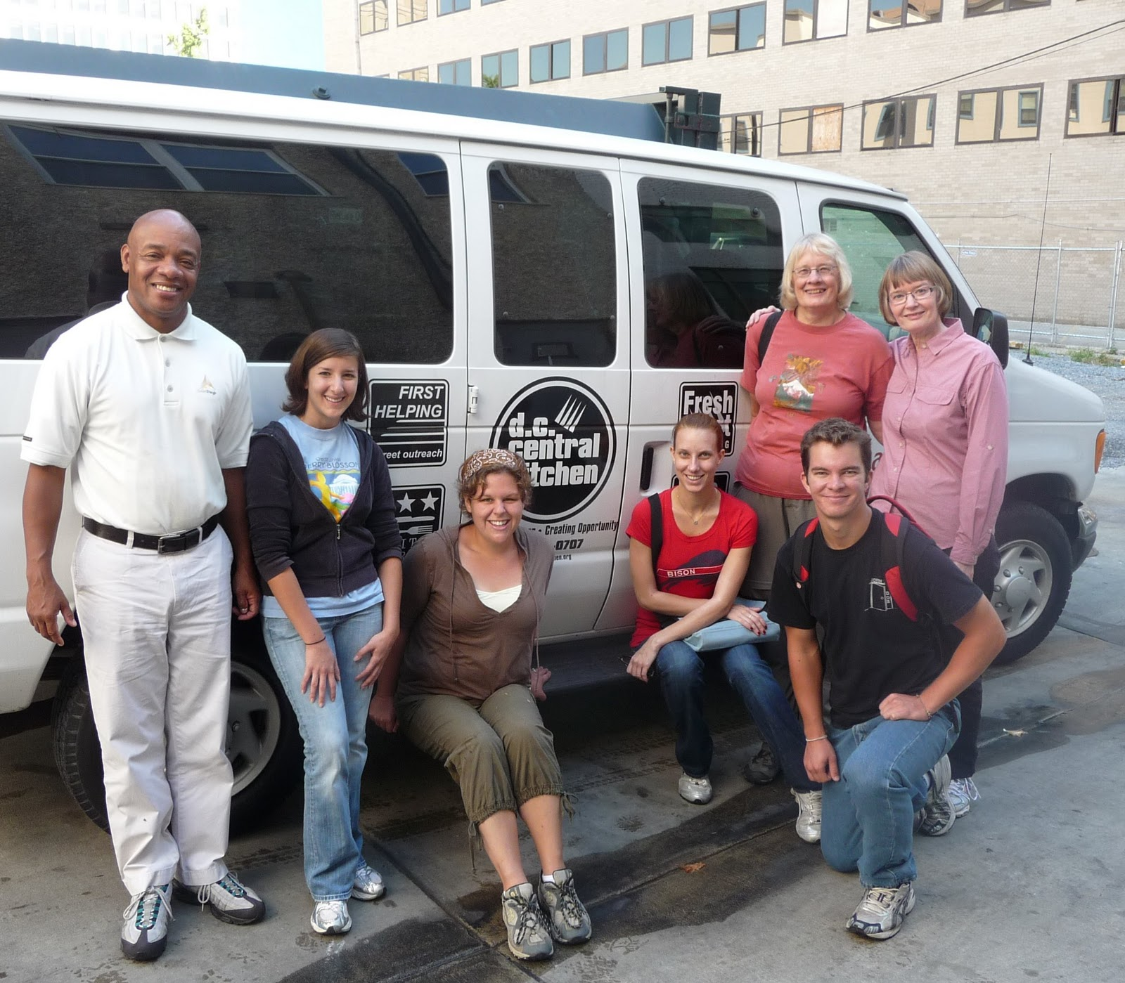 Facing Hunger in America: DC Central Kitchens First ...