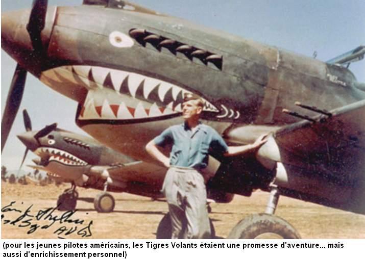 les tigres volants