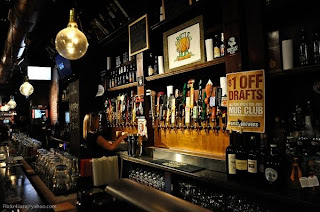 HEDONIST BEER JIVE: A TRIP TO RATTLE N HUM, NEW YORK CITY