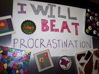 i will beat procrastination tomorrow