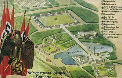 Zeppelinfeld Map
