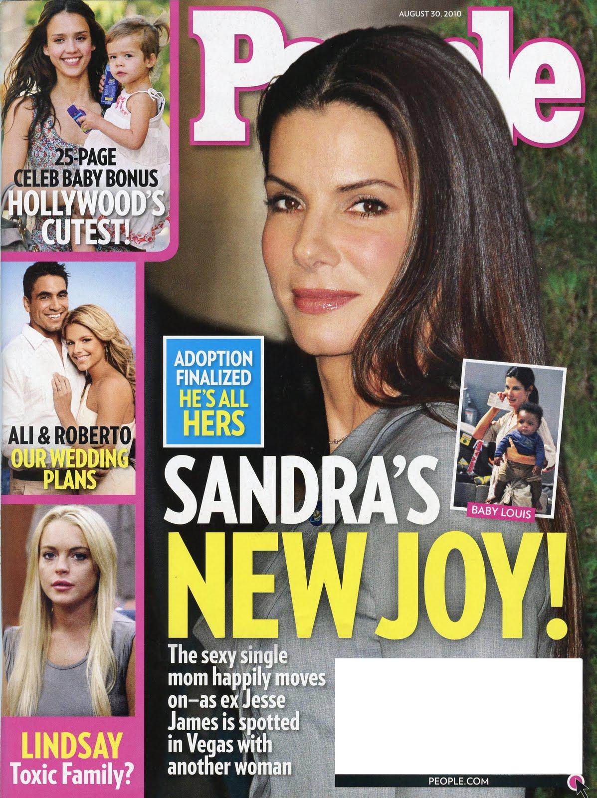 Sandra Bullock Official Facebook Page