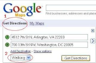 Google Maps Directions for Runners – iRunFar.com on google street view car, maps driving directions by car, google send to car, maps google address,