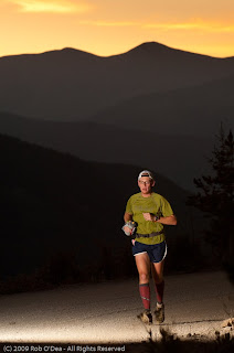 Bryon Powell Leadville 100 mile run