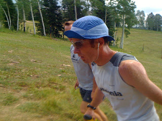 Ty Draney Matt Hart Grant Teton 100 mile