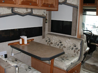 Remodeling Your Rv S Interior Rv Window Shades Finally